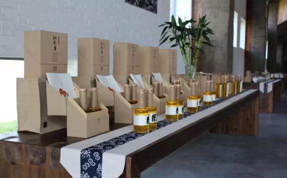 松风翠山茶油工厂