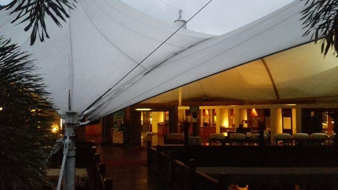 森林天幕餐厅