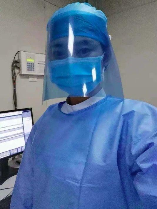 医用防护面罩膜片