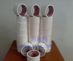PVC铝型材用高粘奶白膜