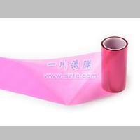 红色耐温保护膜