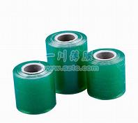 深绿色胶管PVC电线膜